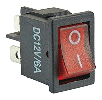 Tntor Flush Mounted Switch 208251 A Mirs 201 Amazoncouk Car Motorbike