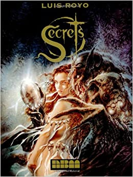 Secrets: Luis Royo: 9781561631629: Amazon.com: Books