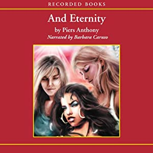 And Eternity, Incarnations of Immortality, Book 7 Audiobook
