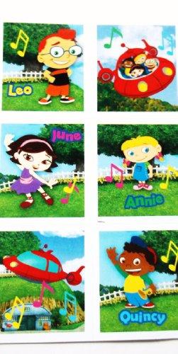 Little Einsteins Stickers