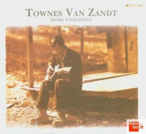 Texas Troubadou by van Zandt, Townes