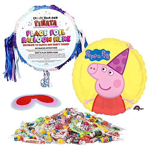 Costume Supercenter BBPK155 Peppa Pig 18 in. Pinata Kit for $<!--$33.13-->