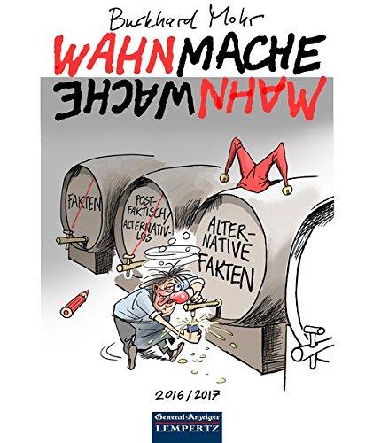 Wahnmache Mahnwache: Karikaturen