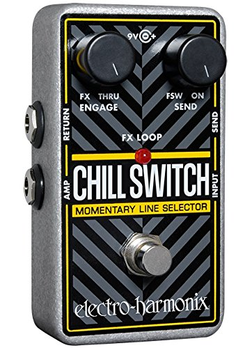 Electro-Harmonix Chillswitch Momentary Line Selector by Electro-Harmonix