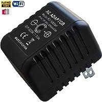 1080P WiFi Hidden Spy Camera Free16G SD Card AC Power Adapter 5.0 Mega Live Stream iOS-Android App Based USB Power Charger HD Hidden Camera
