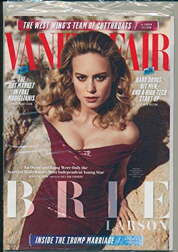 Vanity Fair Magazine (May, 2017) Brie Larson Cover