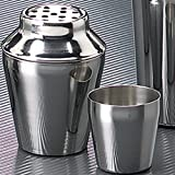 Spill-Stop 103-02 Cocktail Shaker - 3 Piece, 28 oz.
