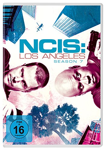 NCIS: Los Angeles - Die siebte Season [6 DVDs]