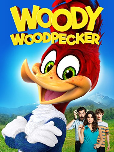 DVD : Woody Woodpecker