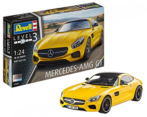Revell of Germany Mercedes AMG GT Building Kit