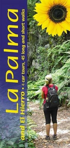 La Palma and El Hierro: Car Tours and Walks (Landscapes)