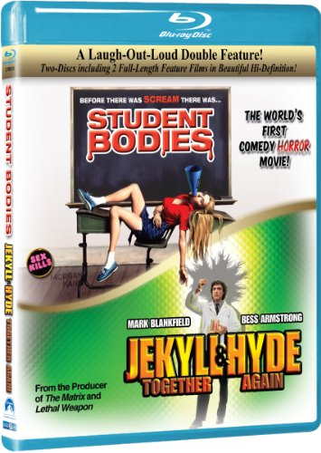 Student Bodies / Jekyll & Hyde Together Again [Blu-ray] (Jekyll Jekyll Hyde Jekyll Hyde Hyde Jekyll)