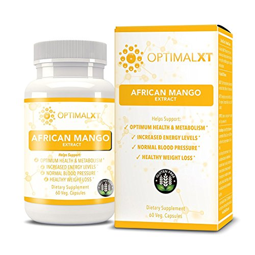 100% All Natural African Mango Cleanse for Rapid Weight Loss + Advanced Antioxidants – 60 Veggie Diet Pills That Work – Advanced Fat Burner for Body Cleanse, Detox Cleanse & Energy