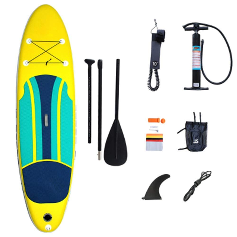 Tabla Hinchable Paddle Surf Soporte inflable la paleta del tablero ...
