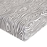 Glenna Jean Tree Trunk Crib Sheet Fitted 28''x52''x8'' Nursery Standard