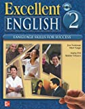 Excellent English Level 2 Student Power Pack (Student Book with Audio Highlights, Workbook plus Interactive CD-ROM): Language Skills For Success