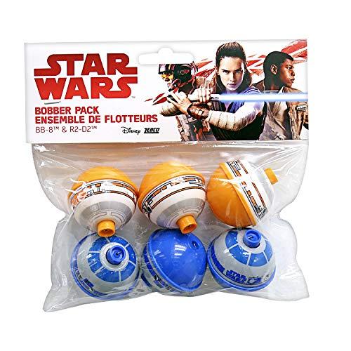 Zebco Star Wars Bobber Set (6 Pack)