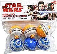 Zebco Star Wars Bobber Set (6 Pack), One Size, Multi (STWRBOB.BP6)