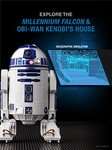 R2-D2 App-Enabled Droid by Sphero