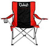 Chaheati Heated Chair, Red