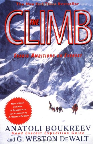 The Climb: Tragic Ambitions on Everest -