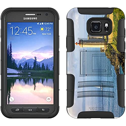 Samsung Galaxy S7 Active Armor Hybrid Case Lighthouse 2 Piece Case with Holster for Samsung Galaxy S7 Active Sales