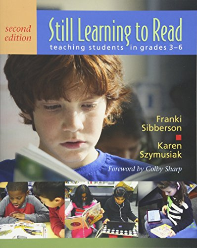 Still Learning to Read, 2nd edition: Teaching Students in Grades 36