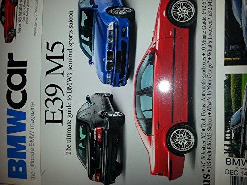 BMW Car ( December 2014 ) E39 M5