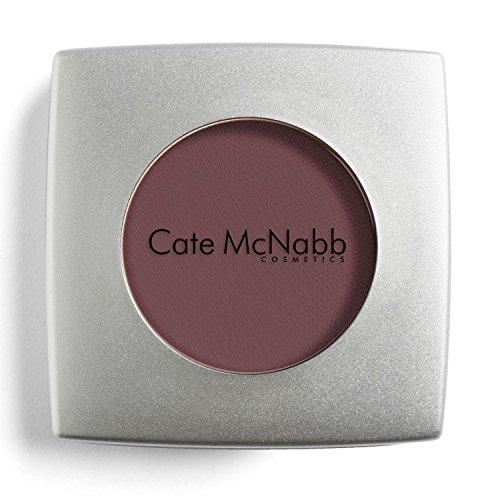 Shiraz | Red Wine Mineral-Based Eyeshadow - Paraben-Free, Gluten-Free, Vegan, Cruelty-Free Formula by Cate McNabb Cosmetics, 0.05 oz.