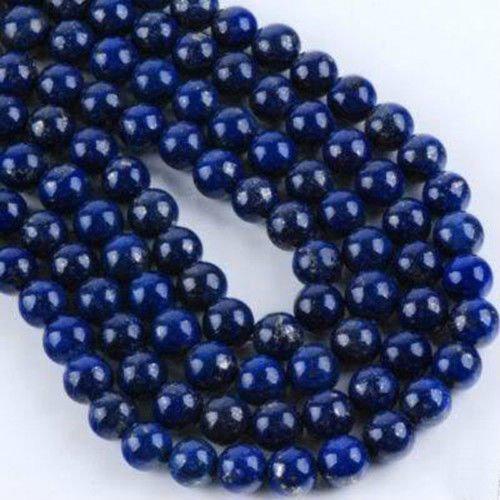 Gozebra(TM) 10mm genuine Egyptian Lapis Lazuli Gemstone Round Loose Beads 15