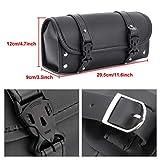 Motorcycle Tool Bag, Universal PU Leather