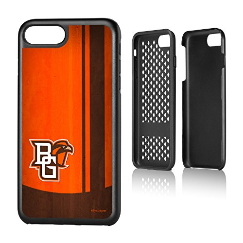 Keyscaper Bowling Green iPhone 7 Plus and 8 Plus Rugged Case NCAA (Bowling Apple Store Green)