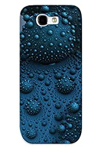 Fashion Case For Galaxy Note 2- Molecules Defender Case Cover For Lovers