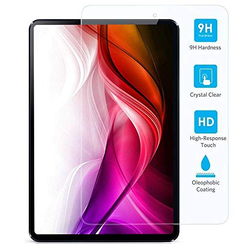 Price comparison product image Accessory for Ipad Pro!!!Kacowpper 1PC 2018 Ultra HD Clear Tempered Glass Screen Protector for New iPad Pro 11 Inch, Christmas Hot Sale!!!