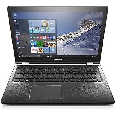 2016 Newest Lenovo Premium Touchscreen 15.6-inch HD 2-in-1 Convertible Laptop ?Intel Core i5-6200U 2.3GHz, 4GB RAM, 128GB SSD, 802.11ac WIFI, Webcam, HDMI, Bluetooth, Windows 10 Professional?