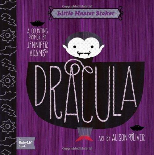 Little Master Carroll: Alice in Wonderland: A BabyLit Color Primer by Jennifer Adams, Alison Oliver (2012) Board book