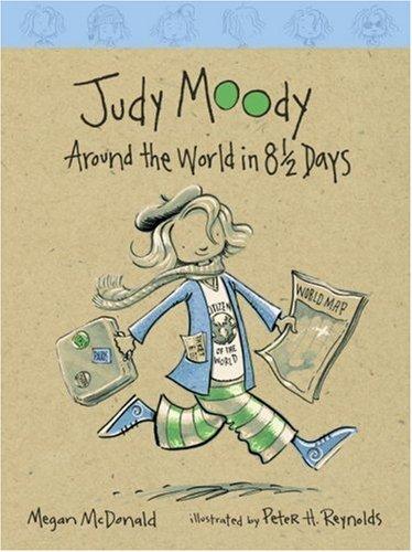 Judy Moody: Around the World in 8 1/2 Days pdf epub
