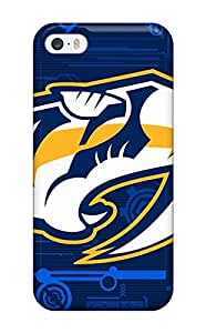 4470239K845242389 nashville predators (13) NHL Sports & Colleges fashionable iPhone 5/5s cases