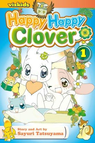 Happy Happy Clover, Vol. 1