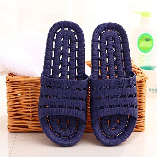 DogHaccd pantofole,Il bagno pantofole donne indoor estate home soggiorno con  una morbida antiscivolo bagno