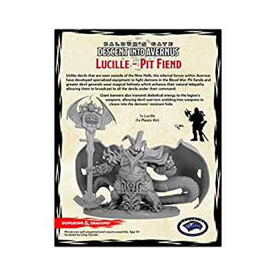 Descent into Avernus Lucille (1 fig): Toys & Games