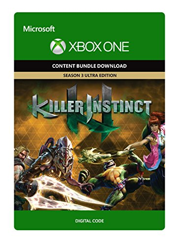 Killer Instinct: Season 3 Ultra Edition - Xbox One Digital Code by Microsoft