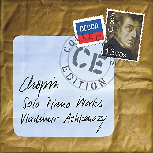 UPC 028947822820, Chopin: Solo Piano Works