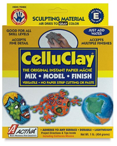 activa-celluclay-instant-papier-mache-24-lbs-gray