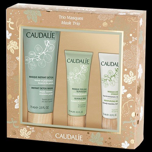 Caudalie-Trio-Masques-Mask-Trio-Set
