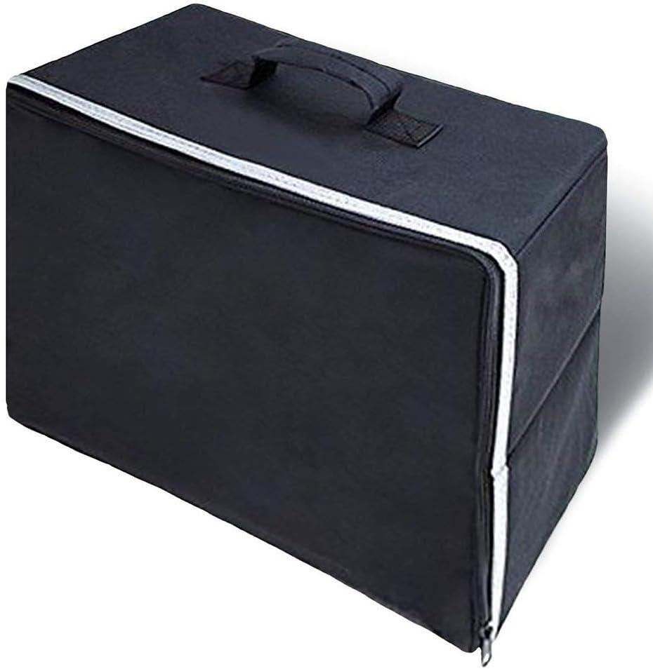 Bolsa de protecci/ón Bolsa de Almacenamiento para m/áquina de Coser Bolsa de Almacenamiento de Accesorios hook.s Bolsa de manija para m/áquina de Coser de Servicio Pesado