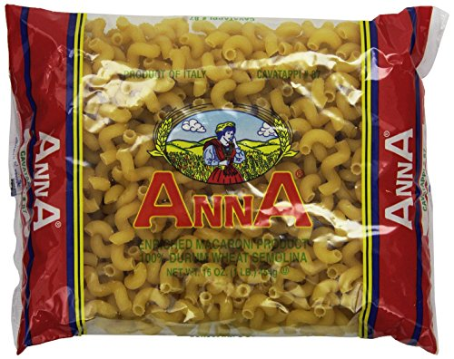 Anna Cavatappi #87, 1 Pound Bags (Pack of 20)