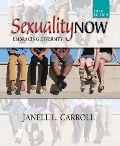 Sexuality Now: Embracing Diversity cover