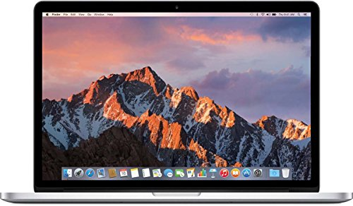 Apple MacBook Pro 15.4-Inch Laptop Intel QuadCore i7 2.2GHz / 16GB DDR3 Memory / 1TB SSHD (Solid State Hybrid) Drive / 1.5GB Video Memory / OS X 10.10 Yosemite / ThunderBolt / DVD Burner - Apple Quad Core Laptop