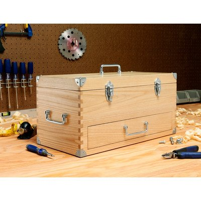 toolbox wooden - 6